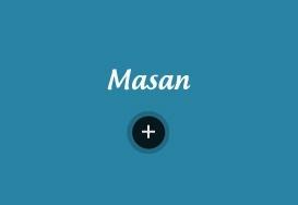 Masan - Logo