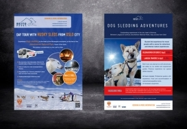 Beito Husky Tours - Posters