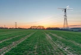 Lugares Eólicos - Wind turbine