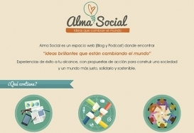 Alma Social - Infographics