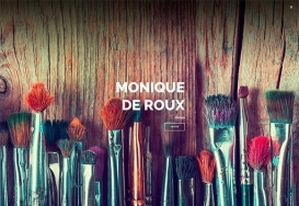 Monique de Roux - Website