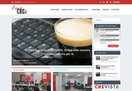 Spanish Red Cross - Zona Creo Website