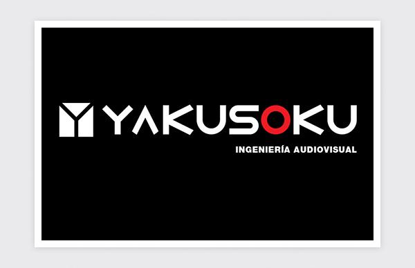 Création de logo pour Yakusoku (négatif)