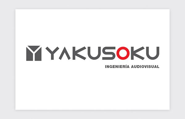 Création de logo pour Yakusoku (original)