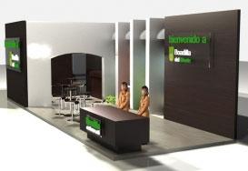 Buena Onda - Computer graphics Boadilla's stand