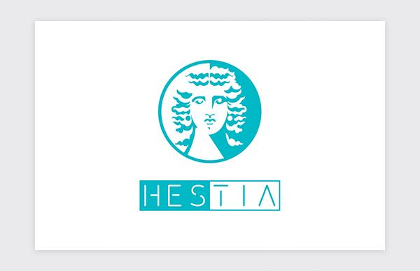 Diseño de logotipo para Hestia (original)