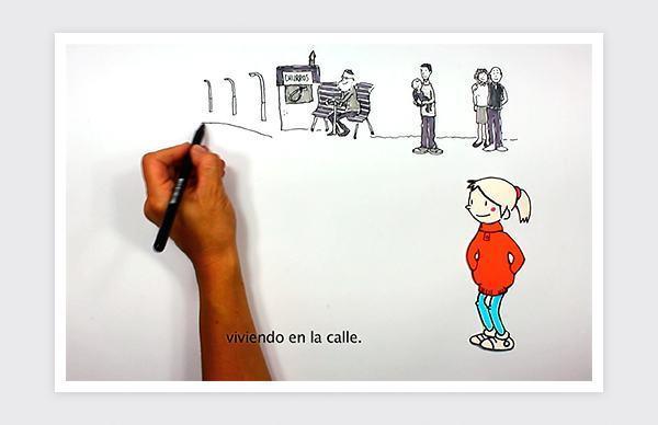 Storytelling Inclusión Social fotograma 1