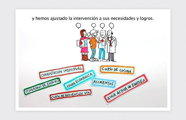 Storytelling Inclusión Social fotograma 2
