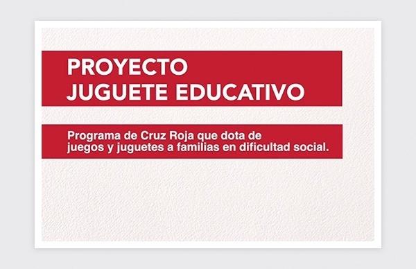 Portada del reportaje de vídeo sobre el proyecto Juguete Educativo