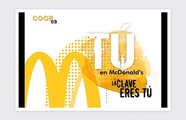 Evento COOP JULIO 2009 de McDonalds.